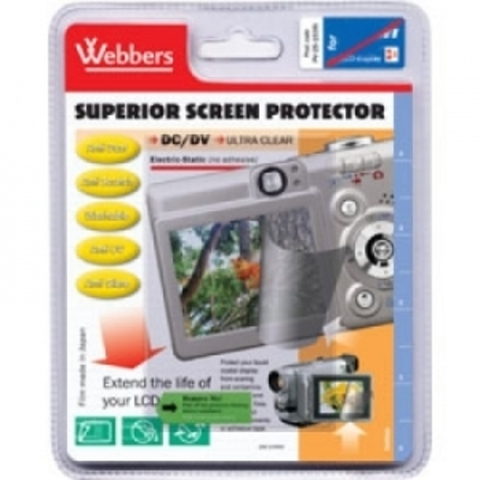 Защитная плёнка Webbers Screen Protector Film 3,0