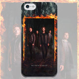 Чехол для iPhone 7+/7/6s+/6s/6+/6/5/5s/5с/4/4s SUPERNATURAL Meet them on the dark side