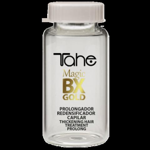 MAGIC BX GOLD THICKENING HAIR TREATMENT PROLONG 5x10 MLСыворотка для увлажнения и утолщения волос 5х10 мл