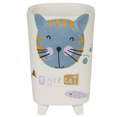 Стакан для зубной пасты Creative Bath Kitty