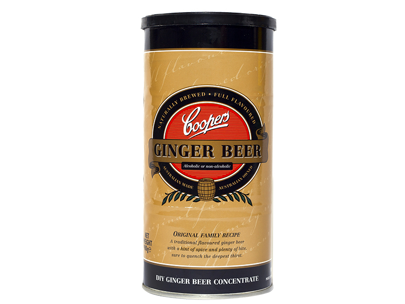 Экстракты Солодовый экстракт COOPERS Ginger (Имбирное) 0,98 кг 66_G_1337948064241.jpg