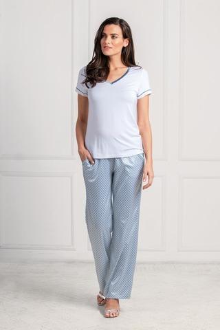 LAETE Женская пижама с легкими брюками 51556