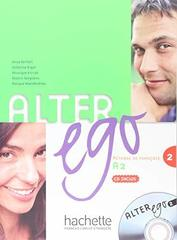 Alter Ego 2 Livre de l'eleve + CD **