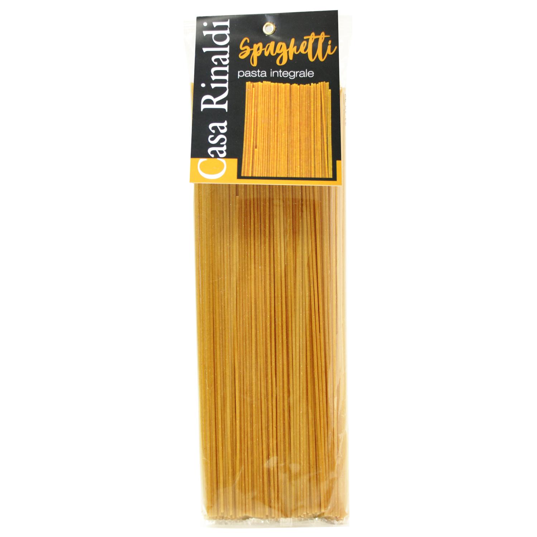 Спагетти Casa Rinaldi из непросеянной муки 500г