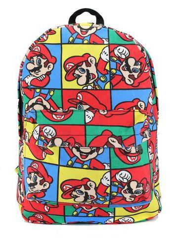 Рюкзак женский Super Mario
