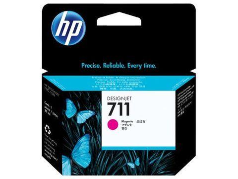 CZ131A - Картридж №711 пурпурный HP DesignJet T120/T520 (29мл)