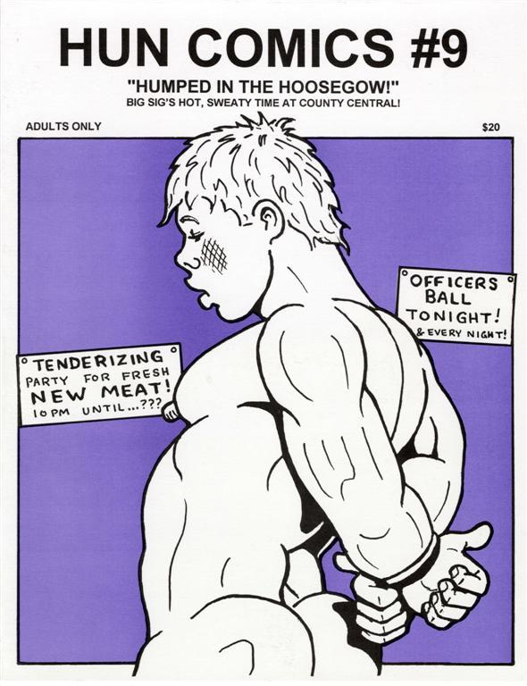 Hun comics #9