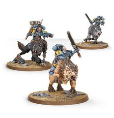 Start Collecting! Space Wolves. Громовые Волки