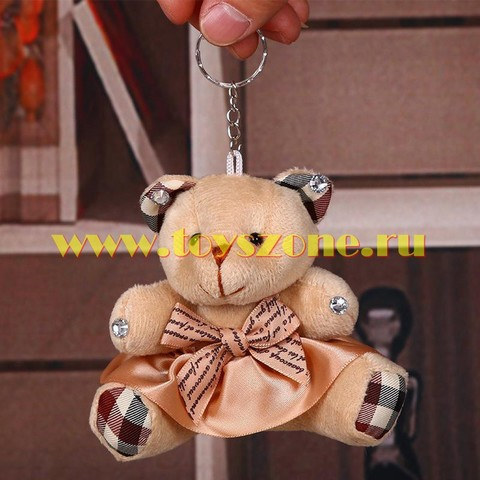 Брелок teddy bear plush toys