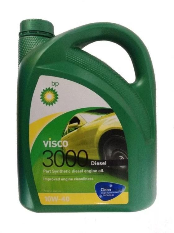 BP Visco 3000 Diesel 10W40 Полусинтетическое моторное масло