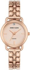 Часы Casio Anne Klein Rose Dial Rose Gold-tone Ladies Watch