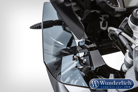Боковой дефлектор BMW R1200GS LC тонированный