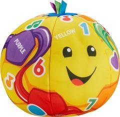 Fisher-Price Развивающая игрушка Музыкальный Футбольный мячик