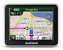Автомобильный GPS навигатор Garmin Nuvi 2250LT