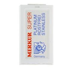 Сменные лезвия Merkur Super Platinum