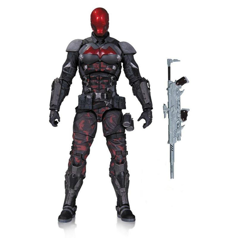 Фигурка Красный Колпак (Red Hood) -  Batman Arkham Knight, DC Collectibles