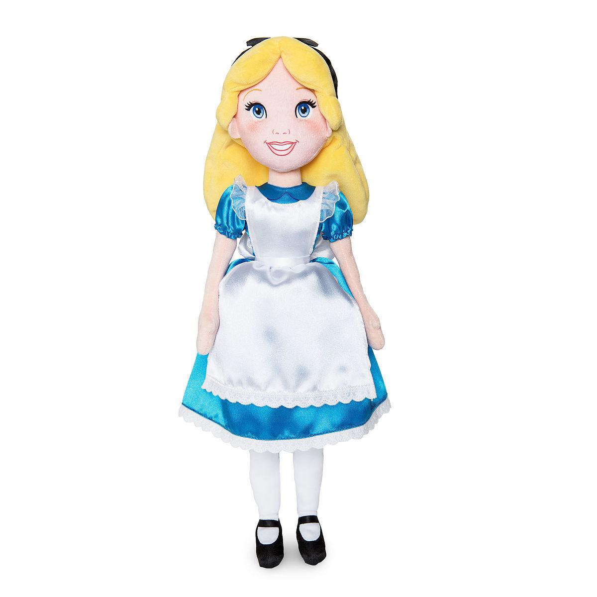 Мягкая кукла Алиса в стране Чудес - Дисней 46 см