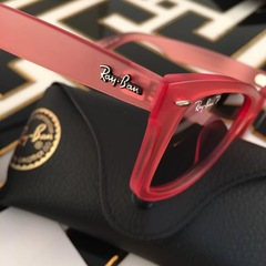 Очки Ray Ban Wayfarer Rb2140 Red