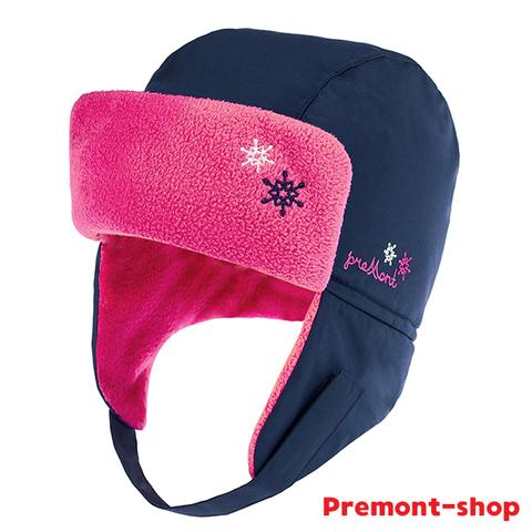 Premont шапка-ушанка WP91863 BLUE