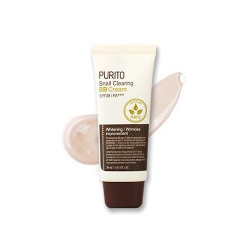 BB Крем PURITO Snail Clearing BB Cream 30ml