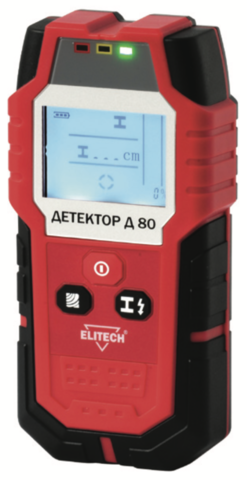 Детектор ELITECH Д 80