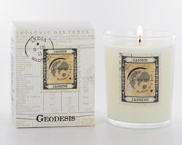 Ароматическая свеча Geodesis Jasmine