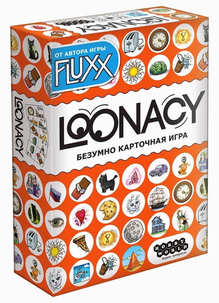 Настольная игра Loonacy (Лунаси)