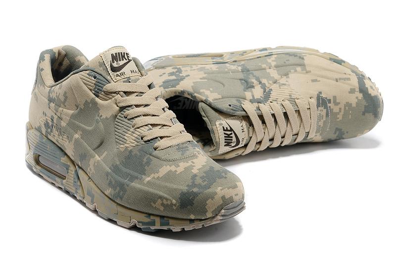 28aaf340 Купить Кроссовки Мужские Nike Air Max 90 VT Camouflage Military 3 с  доставкой по Москве и России. Скидки до 70% | Заказать в Интернет-магазине  The-shoes.ru