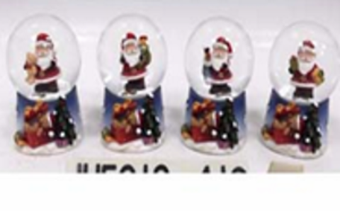 Санта в шаре NX27026
