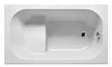Ванна акриловая RIHO PETIT 120x70 без гидромассажа