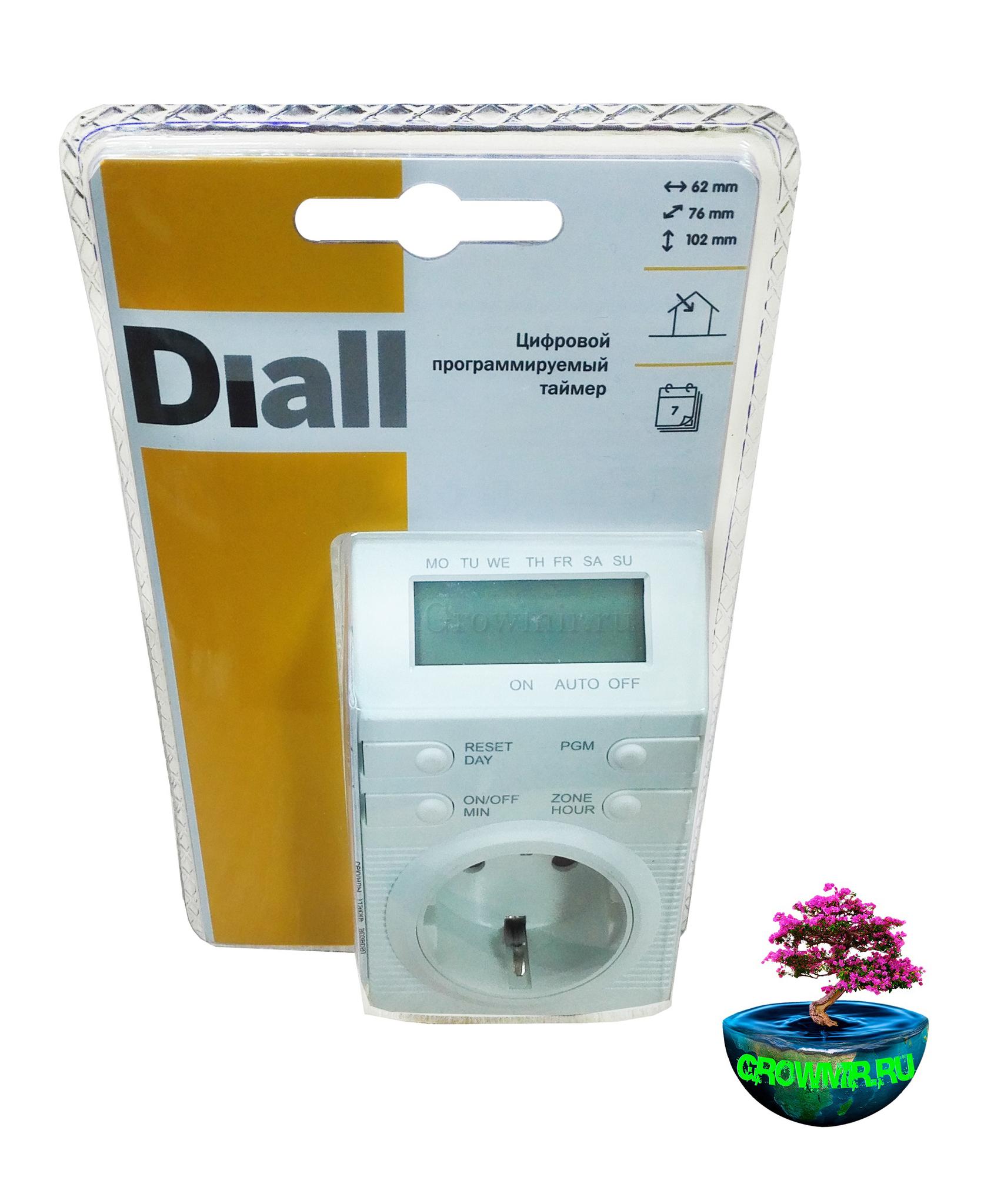 Diall emt 700 инструкция