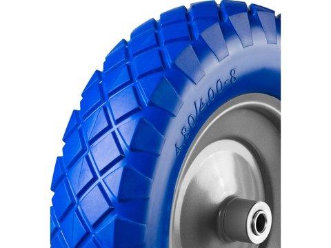 ЗУБР КПУ-2 колесо полиуретановое для тачки 39903,  380 мм