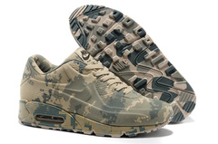 Кроссовки Мужские Nike Air Max 90 VT Camouflage Military 3