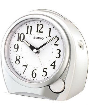 Настольные часы-будильник Seiko QHK009WN-T