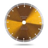 Алмазный сегментный диск Messer  Yellow Line Beton. Диаметр 230 мм.