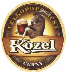 Пиво Velkopopovicky Kozel Cerny
