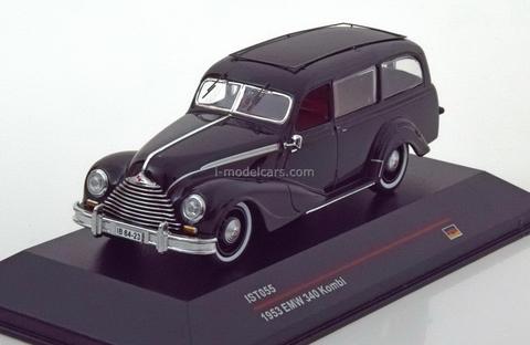 EMW 340 Kombi black 1953 IST055 IST Models 1:43