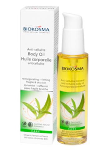 Масло для тела антицеллюлитное Biokosma, 100 мл