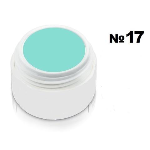 Моделирующий гель-пластилин для декоративного дизайна 7гр. №17 Мятный