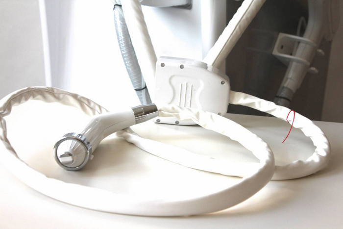 Аппарат ADSS FG580 для Элос эпиляции и омоложения