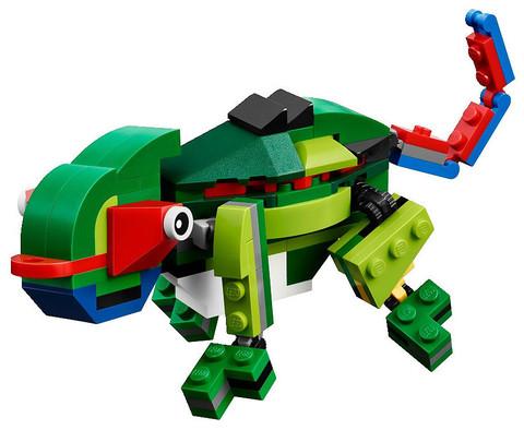 LEGO Creator: Животные джунглей 31031