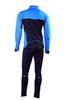 Детский утепленный лыжный костюм Nordski Premium (NSJ310700) синий фото спина