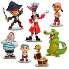 Набор игровых фигурок  Джейк и пираты Нетландии, Disney
