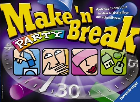 Make'n'Break Party