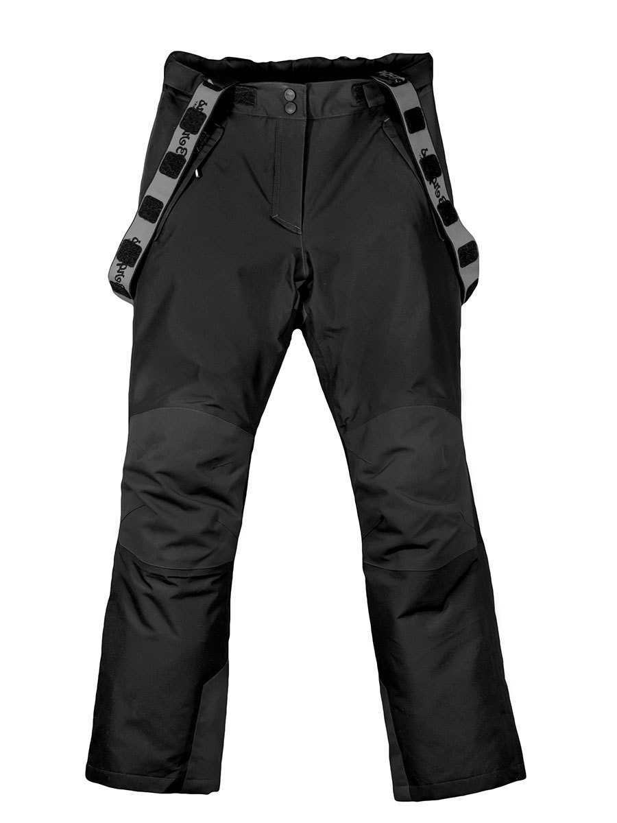 Bergans брюки 6939 Hovden Insulated Youth Pants Black