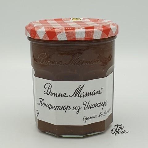 Конфитюр из инжира 50 % BONNE MAMAN, 370 гр