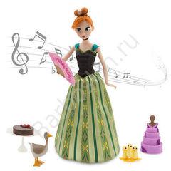 Поющая кукла принцесса Анна