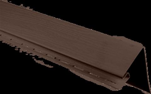 Планка Околооконная Альта Профиль Орех темный 3,05м