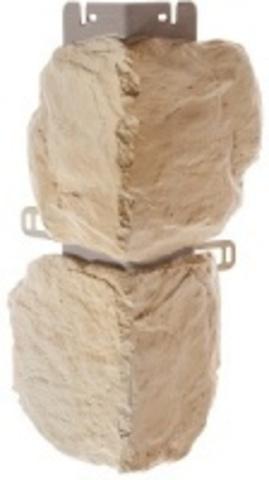 Наружный угол Альта профиль Бутовый камень Балтийский 440х180 мм