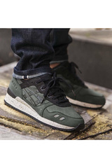 """Кроссовки Asics Gel-Lyte III """"After Hours"""" Pack - Green"""